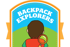 Selling: Backpack Explorers – Painting on Canvas