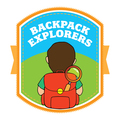 Selling: Backpack Explorers – Critters Drawn with Charcoal