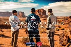 Free: Warriors & Public Lands: Our Stories, Or Public Lands