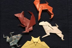 Booking (trips, etc.): Make Woodland Origami Animals Spring Break Camp