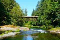 Free: Cool Off at the Cascadia State Park Swimming Hole