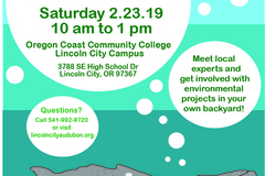 Free: Mid Coast Green Volunteer Fair in Lincoln City