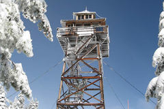 Booking (trips, stays, etc.): Warner Mountain Lookout Tower