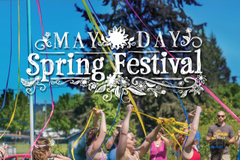 Free: Ridgefield First Saturday: May Day Spring Festival