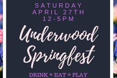 Varies/Learn More: Underwood Wineries SpringFest