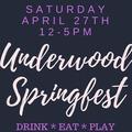 Varies/Learn More: Underwood Wineries SpringFest