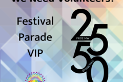 Free: Volunteer for Portland Pride