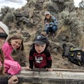 Free: Desert Naturalist Hike Series: Chimney Rock Family Scavenger Hunt