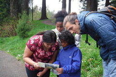 Free: Become an Outdoor Mentor to a Young Person!