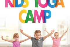 Varies/Learn More: Kids Yoga Camp!