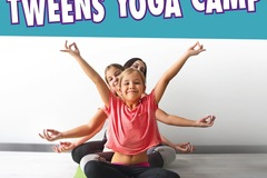Varies/Learn More: Tweens Yoga Camp!