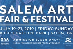 Varies/Learn More: Salem Art Fair & Festival