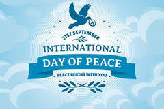 Free: International Day of Peace Party