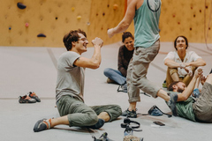 Free: Global Climbing Day @ Portland Rock Gym