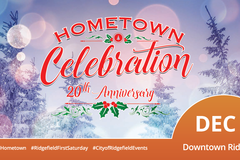 Free: Ridgefield First Saturday: Hometown Celebration