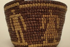 Selling: Winter Art Series: Indigenous Basket Weaving
