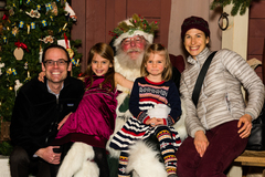 Varies/Learn More: Father Christmas + Music at the High Desert Museum