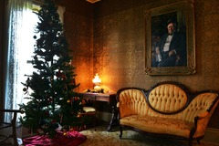 Free: Bush House and Deepwood Holiday Open Museums