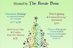 Free: 5th Annual Hawthorne Tree Lighting ~ Saturday, Dec.7th