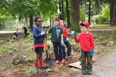 Free: Stewardship Saturday: NE Ainsworth Habitat Corridor Project