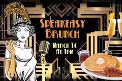 Varies/Learn More: Roaring 20's Speakeasy Brunch