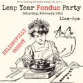 Free: Leap Year Fondue Party @ AniChe Cellars