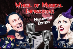 Free: Wheel of Musical Impressions : Halloween Edition